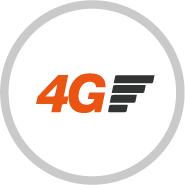 全球4G高速網路